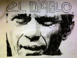 El Diable (version Steve McQueen) by liberace7891