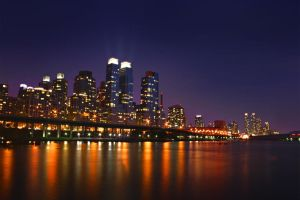 New York by night by JunnyPhotography