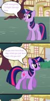 Twilight - Finding Yourself by AceofPonies