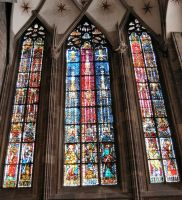 Stained Glass 31 by Lauren-Lee