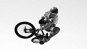 BMX by saultrider