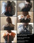 Real wearable wings! Yes! by lupagreenwolf