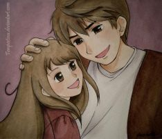 Jack and Emma by Tempestosa
