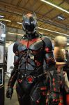 Batman at FACTS 2015 by KillingRaptor