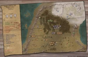 Lands of Exile 3 by Sapiento
