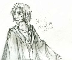 Other Selvine elf by Shinri-san