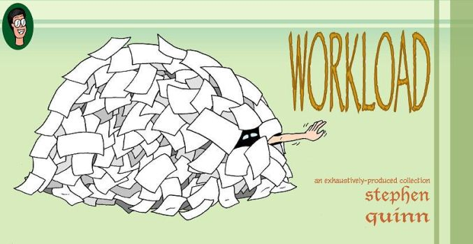 'Workload' Front Cover by MadLunarKnight