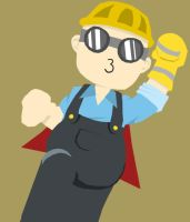 Team Fortress 2 Engineer Spray by PotluckBrigand