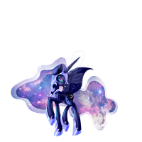 Princess Luna by fleecy718