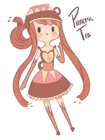 Princess Tea by peachyelf