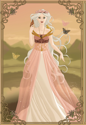 Persephone, Goddess of the Spring