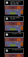 Undertale: Papyrus does Genocide Route Part 4 by HTF-ADTI-MLP100606