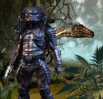 Talon vs Predator  by ltdtaylor1970