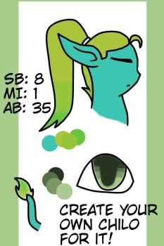 New Species Auction - Chirolites by This-adopt-account