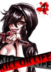 Cover Manga Kill or Life by MauriceDiekmann