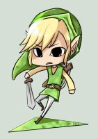 Link_02 by artisticyeh001