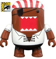 SDCC Domo Qee!! by PiliBilli