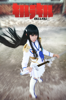 KILL la KILL by ikabii