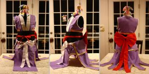 Commission: Erza Scarlet - Robe of Yuen by Nepesi