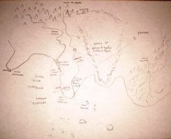 Nestrian - Unfinished Business - Map - Cail'hin by RoleForge