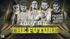 Wwe They Are The Future Wallpaper by sebaz316