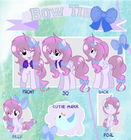 Bow Tie by Posey-11