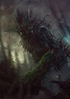 Treefolk by tmza