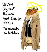 SPN:Trenchcoats on Tortillas by krusca