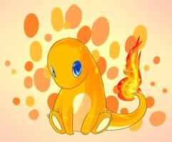 Charmander by Cakes-and-Carpets
