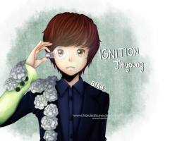 B1A4's Jinyoung: Ignition by harukatsune
