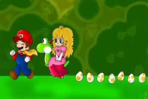 +super mario world ending+ by YerBlues99