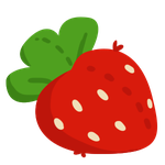 Strawberry Plush by jellymice