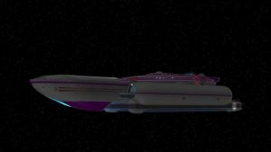 Caitian R'eth-class Carrier by sm12905