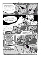 Before I became you p.12- a TFP fancomic by YukiOni