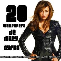 Pack Wallpapers Miley Cyrus-fersellylover11 by fersellylover11
