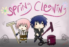 SPRING CLEANING XD by RedKid11