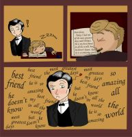 Watson's diary by Marinique