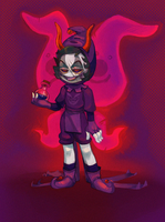 Gamzee Collab by nepurin