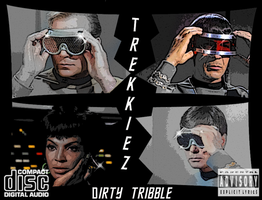 Trekkiez - Dirty Tribble by YuriJojo
