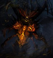 Diablo by d1eselx
