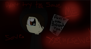 Don't save me, save yourselves! by ThunderXLeaf