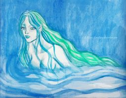 cold water surrounds me now by keep-breathing