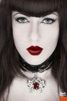 Crimson by Tanit-Isis