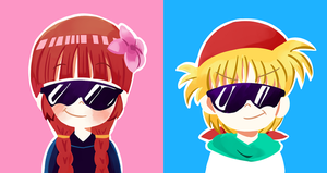 Cool Gurugurus by Arche-JoIyO