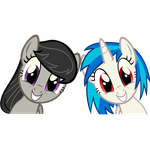 You Have Made Octavia And Vinyl Happy by TheAmazingKent