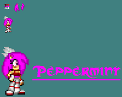 .:Contest:. Peppermint New Look by GhosttheHedgehog12