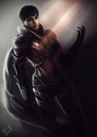 FAORA UL: Man of Steel Edition by Eddy-Shinjuku