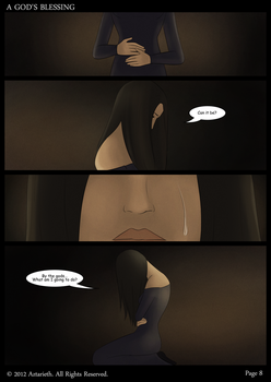 A God's Blessing Page 8 by Aztarieth