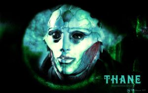 Thane Krios by Belanna42