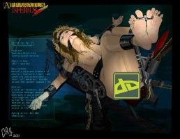 Apparatus Infernus ~ The Confessional by CeeAyBee